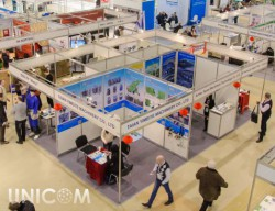 Изготовление эксклюзивных выставочных стендов в Москве и других регионах России