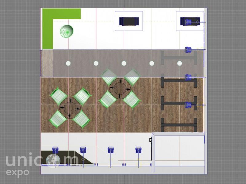 Выставочный стенд № 20033: Безопасность и охрана, Деревянные стенды, Европейский стиль, Интерактивный, Информационные технологии и коммуникации, Лифт экспо, от 20 до 50 кв. м, Промышленность, Современный, Стенды из стекла, Угловой, Эксклюзивный