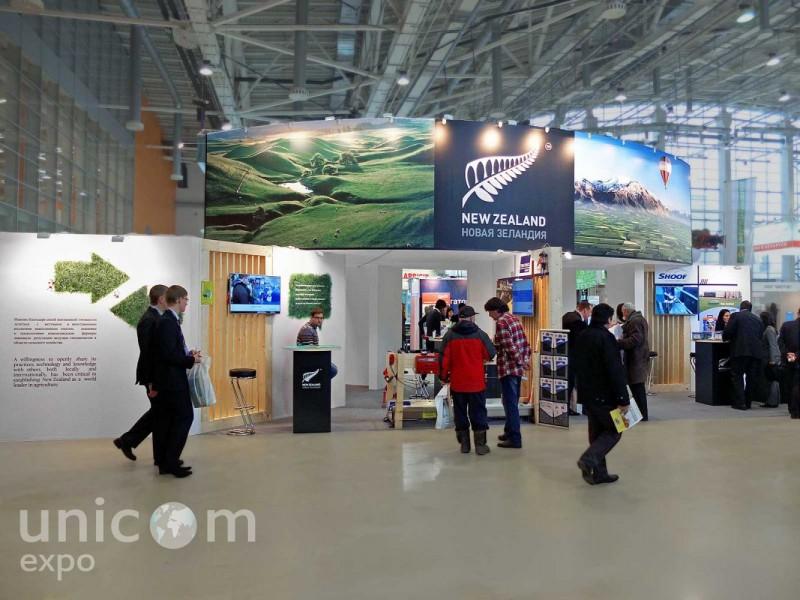 Выставочный стенд № 20044: Агроферма, Деревянные стенды, Европейский стиль, Островной, от 50-100 кв. м, Сельское хозяйство, Спорт и туризм, Стильный, Эко-стиль, Эксклюзивный