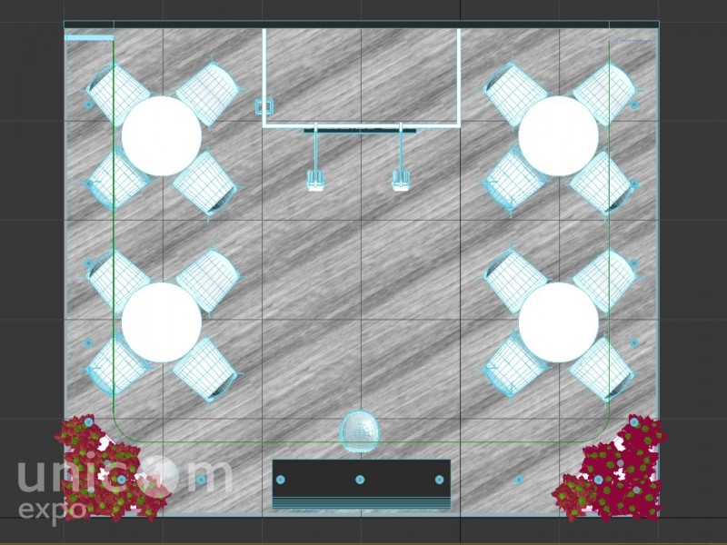 Выставочный стенд № 20074: Агроферма, Баннерные стенды, Деревянные стенды, Классический, от 20 до 50 кв. м, Полуостровной, Сельское хозяйство, Стильный, Эксклюзивный