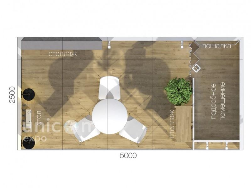 Выставочный стенд № 20085: Деревянные стенды, до 20 кв. м, Интерлайт, Линейный, Промышленность, Стильный, Эксклюзивный