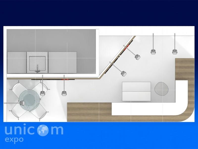 Выставочный стенд № 20087: Деревянные стенды, до 20 кв. м, ПИР, Пищевая промышленность, Стильный, Угловой, Эксклюзивный