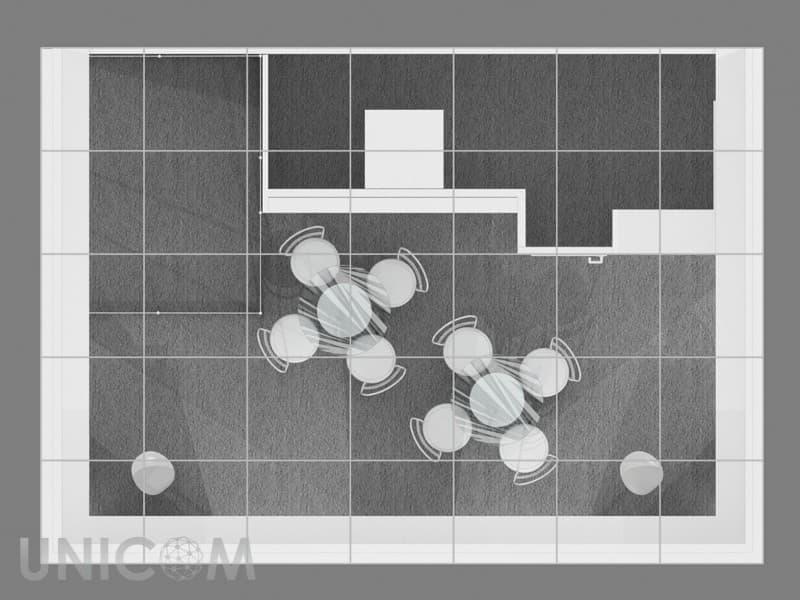 Выставочный стенд № 20039: Батимат, Деревянные стенды, Классический, Мосбилд, от 20 до 50 кв. м, Полуостровной, Промышленность, Строительство, Химия, Эксклюзивный