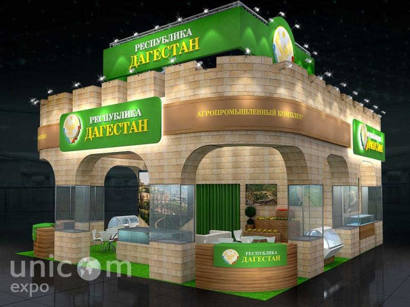 Выставочный стенд № 20097: более 100 кв. м, Деревянные стенды, Золотая осень, Необычный, Полуостровной, Продукты питания, Сельское хозяйство, Эксклюзивный